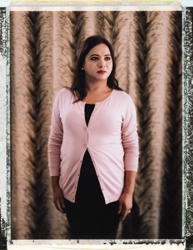 """""""I was born as a boy but my feeling was a girl,"""" says 32 year old Simran Sherchan, a trans woman and now National Program Co-ordinator for The Federation of Sexual and Gender Minorities, Nepal. As a child, with no exposure to open LGBTQI+ individuals or educational materials, she was confused about who she was. She then thought she was gay, until at 19, she read about transgender women: """"When I realized I was trans - that was the happiest moment in my life. I realized I was not alone."""" Simran's family though wanted her to marry. """"I hid myself in Kathmandu so they couldn't force me to marry her."""" Without a job and family support, Simran descended into poverty. """"I had to do sex work for money. For 6 or 7 months. When I was doing that I saw a lot of violence and problems. I really didn't want to do sex work but I didn't have other options."""" Her experience on the street led her to Blue Diamond Society, a LGBTI organisation in Kathmandu. They offered her a job as an outreach worker. """"I left sex work and started my new life. Now i go everywhere for the LGBT community."""" When asked what she wants for the future she says """"I hope people will accept LGBTI people more now. If we stay in the dark side nobody can see us, we must come into the light show the people that we exist, we are also beautiful."""" Nepal's current LGBTQI+ laws are some of the most open in the world – including the legal recognition of a third gender. Tangible implementation of the various government orders has been piecemeal though, a 2014 United Nations report noted. And government officials have continued to harass LGBT groups, including by alleging that organizing around homosexuality is illegal in the country. Furthermore, while laws are progressive, discrimination is wide spread, especially within families, where marriage between a man and a woman and the bearing of children are expected of young Nepalese. Katmandu, Nepal. 30 October 2018. Photo Robin Hammond/Witness Change"""