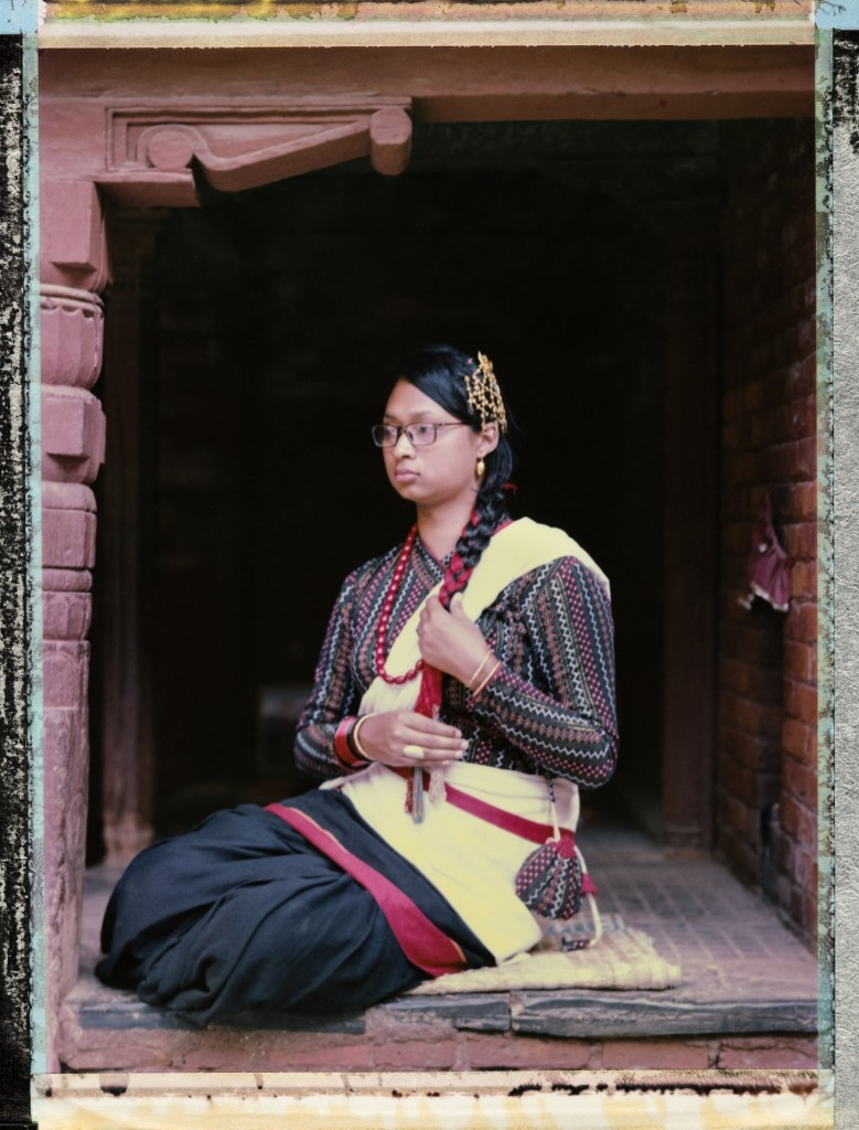 """Growing up transgender was not easy for 19 year-old Rukshana Kapali. """"My school life was the most miserable life and most miserable moment. I can remember because of the hate crime I faced… I felt powerless at the time.  I felt that I was alone and I could not do anything."""" Not only was she bullied by other pupils, but she was physically assaulted by the principal; """"He was telling me that I was bringing bad name to school. I can still remember his fist on my face. I can still remember he kicking on me.  I can still remember the way he yelled. The whole building heard what he was yelling at me. I still remember the whole series of tortures that he started on me when I came out."""" Coming out to her family was nerve wracking. She decided she would do it when her family was all gathered together for her grandfather's birthday; """"I was really scared I was really nervous and while I was putting on the clothes… I was like 'Ok should I really step out?' Step out, then step in. Step out and step in. I thought lets just take this."""" She walked towards the gathering. """"How are they gonna yell at me? Are they gonna scream at me or push me? How are they gonna react with me coming out this way? They didn't speak a word."""" After that day, she continued to present as female. Then her family confronted her. """"People started to scold me, yell at me, people started talking about me, things accelerated very difficult for me. It was the moment with my parents. We had a emotional scene. I don't think I wanna recall whatever happened there. That was very emotional part of my coming out."""" Eventually, realizing Rukshana was not going to change, her family accepted her. """"When my parents started accepting me as their daughter was the happiest moment in my life."""" Rukshana is an LGBT and indigenous rights activist. She campaigns in particular for the rights of the Newa people. She says, """"We are told that we cannot speak our language. And we are told that our heritage and culture is not valid and it's"""