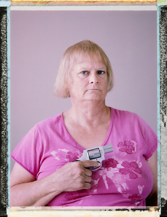 66 year-old, white trans woman Joann Sullivan at home in Titusville, Florida. Joann is single, retired and lives alone. Behind the scenes photography and video and assistant: Juan Pablo Ampudia, juanpablo@cuartocreativo.com. Phone +52 1 55 8676 5741. Photography by Robin Hammond, pitures@robinhammond.co.uk. Editor: Mallory Benedict, Mallory.Benedict@natgeo.com, +1 202.791.1282. 26 March 2019